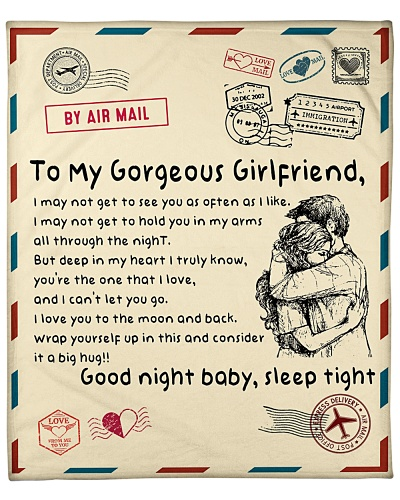 A Letter To My Gorgeous Girlfriend