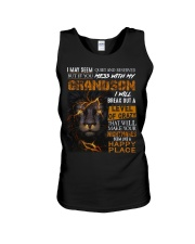 Mess With my Granson - Limited Edition Unisex Tank thumbnail