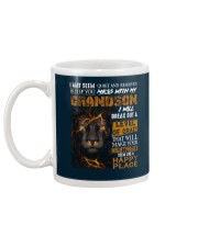 Mess With my Granson - Limited Edition Mug back