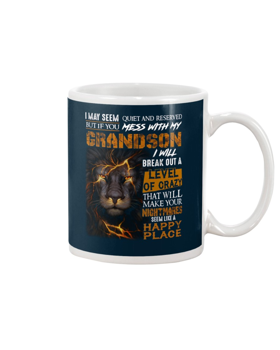 Mess With my Granson - Limited Edition Mug