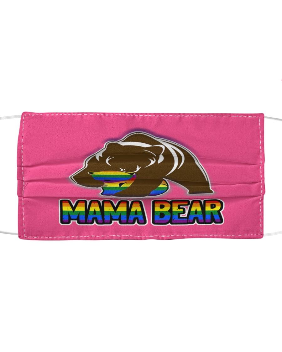 Pride 2020 - Mama Bear Cloth face mask