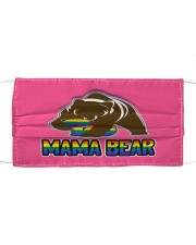 Pride 2020 - Mama Bear Cloth face mask front