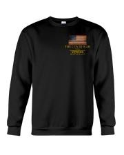 Restaurant Worker - A Tribute to The COVID War Vet Crewneck Sweatshirt thumbnail