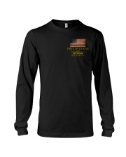 Restaurant Worker - A Tribute to The COVID War Vet Long Sleeve Tee thumbnail