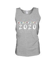 Teacher 2020 Unisex Tank thumbnail