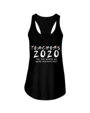 Teacher 2020 Ladies Flowy Tank thumbnail
