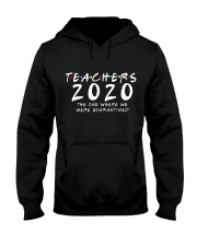 Teacher 2020 Hooded Sweatshirt thumbnail