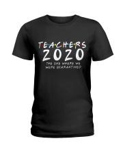 Teacher 2020 Ladies T-Shirt thumbnail