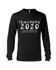 Teacher 2020 Long Sleeve Tee thumbnail