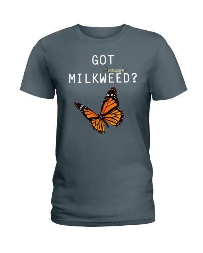 Got Milkweed Monarch Butterfly T-shirt