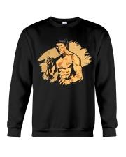 Remember Bruce Lee Crewneck Sweatshirt thumbnail