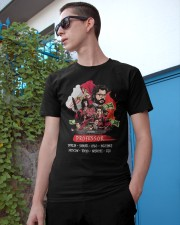 Money Heist Classic T-Shirt apparel-classic-tshirt-lifestyle-17