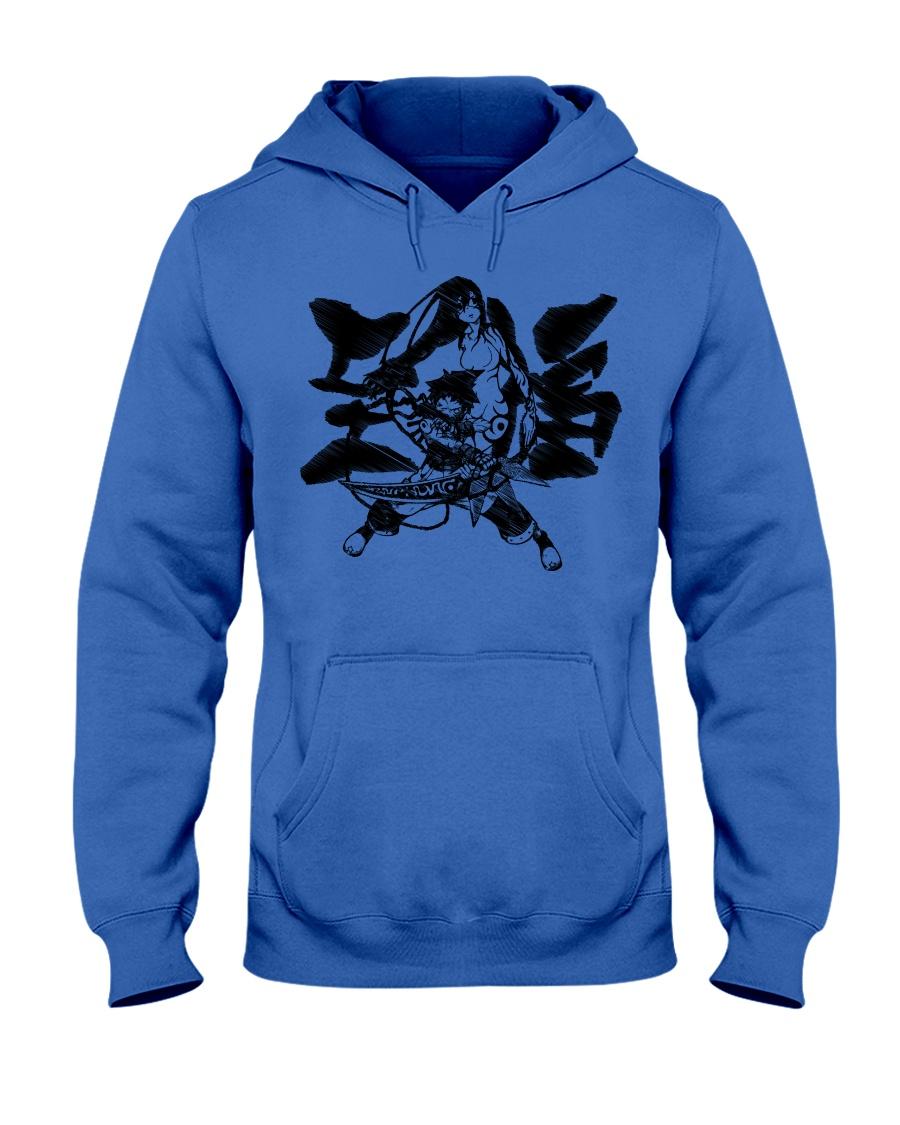 Black Star BLACK Hooded Sweatshirt