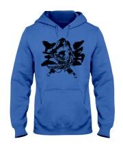 Black Star BLACK Hooded Sweatshirt front