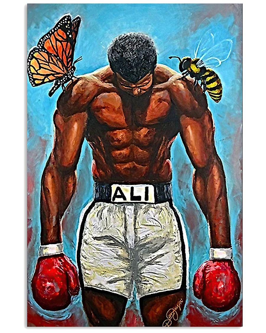 Legendary Puncher 11x17 Poster