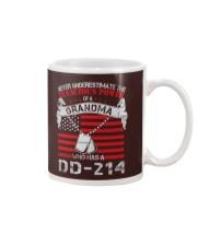 GRANDMA WITH DD-214 Mug thumbnail