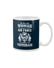 I AM AN AIR FORCE VETERAN Mug thumbnail