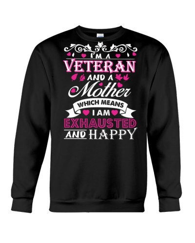 THE MOM VETERANS
