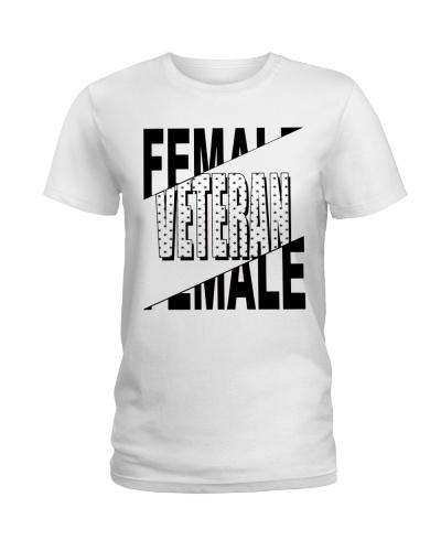 FEMALE VETERAN EDITION