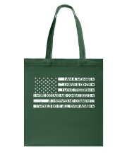 I SERVED MY COUNTRY Tote Bag thumbnail
