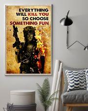 CHOOSE SOMETHING FUN 11x17 Poster lifestyle-poster-1
