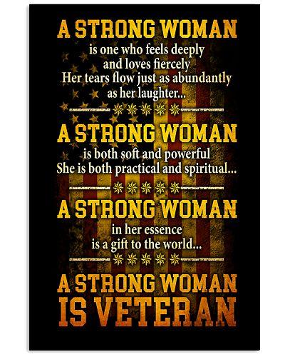 VETERANS ARE STRONG WOMEN