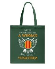 VIETNAM WOMEN VETERANS Tote Bag thumbnail