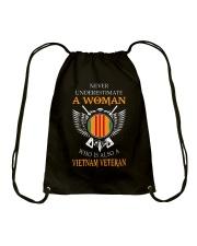 VIETNAM WOMEN VETERANS Drawstring Bag thumbnail