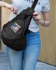 NOT MOST WOMEN Sling Pack garment-embroidery-slingpack-lifestyle-02