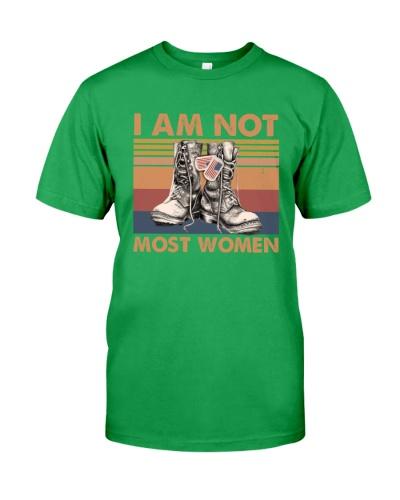 I AM NOT MOST WOMEN