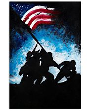 HONOR OUR HEROES 16x24 Poster front