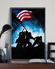 HONOR OUR HEROES 16x24 Poster lifestyle-poster-2