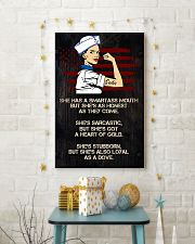 THE LOYAL SAILOR 11x17 Poster lifestyle-holiday-poster-3