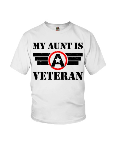 MY AUNT IS A VET