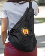 PERFECT VETERAN  Sling Pack garment-embroidery-slingpack-lifestyle-01