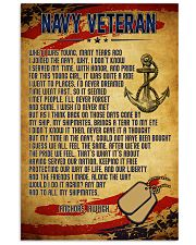 WE JOINED THE NAVY 11x17 Poster front