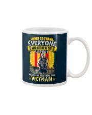 VIETNAM VETERAN EDITION Mug thumbnail