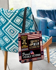 PROUD AMERICAN VETERANS All-over Tote aos-all-over-tote-lifestyle-front-01