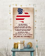 WE ARE NOT INVISIBLE 11x17 Poster lifestyle-holiday-poster-3