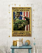 THE GIRL JOINED THE US ARMY  11x17 Poster lifestyle-holiday-poster-3
