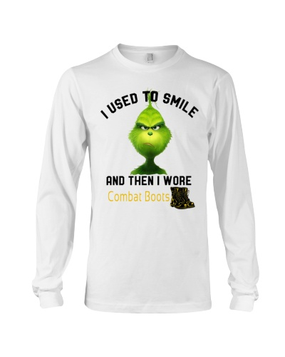 GRINCH WITH VETERAN