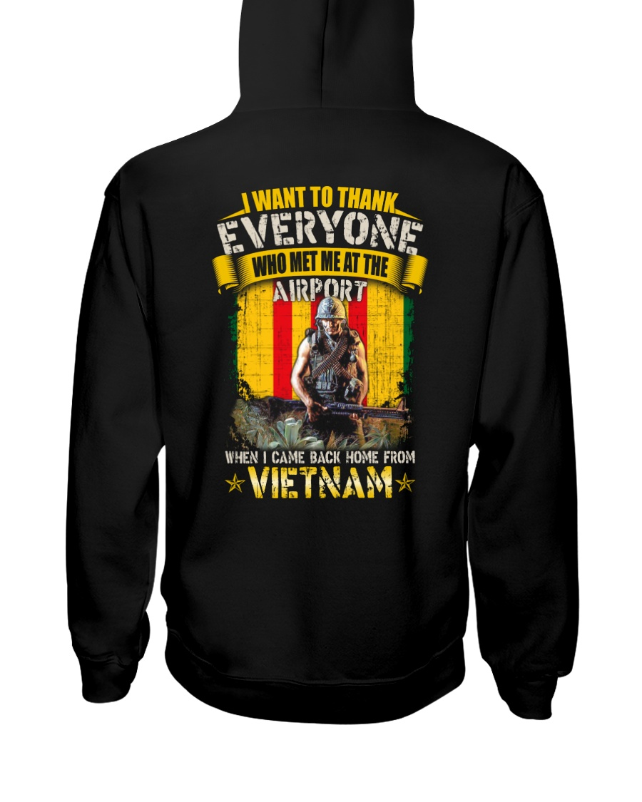 VIETNAM VETERAN EDITION Hooded Sweatshirt