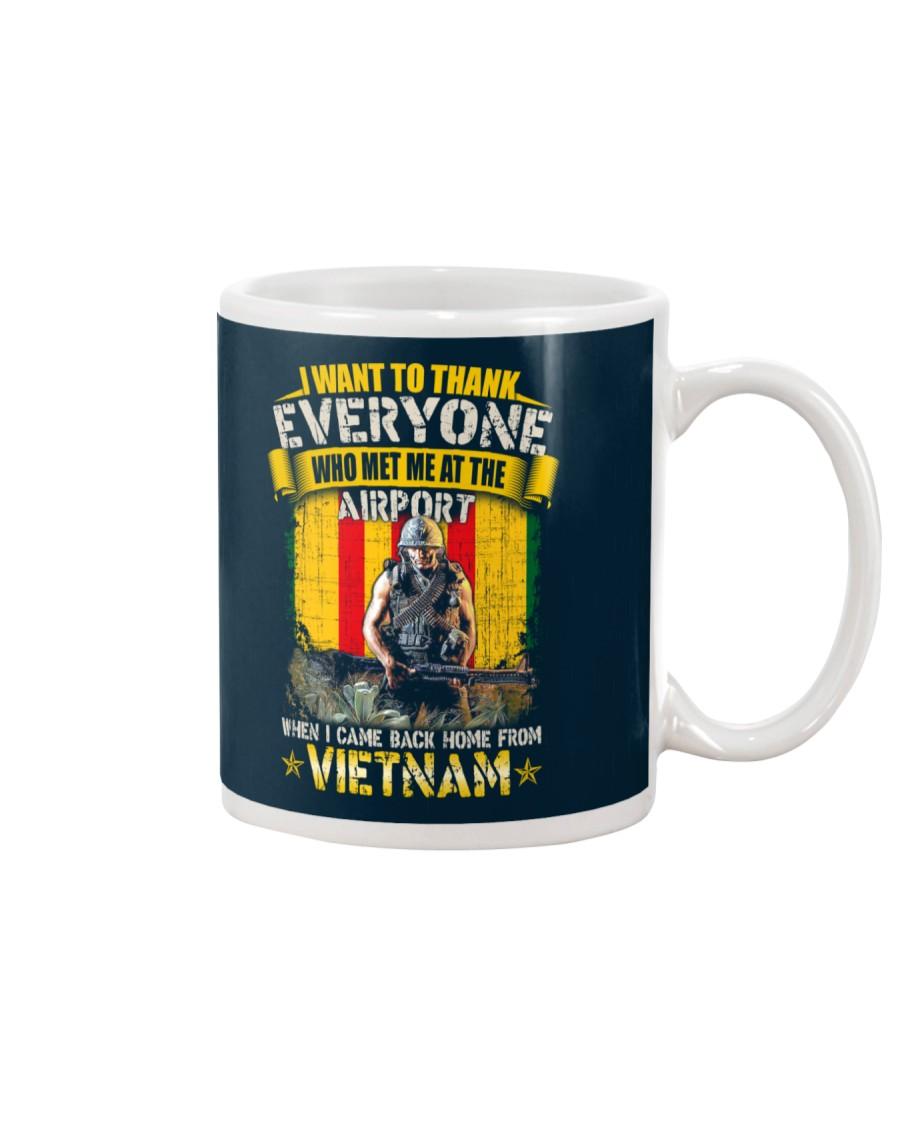 VIETNAM VETERAN EDITION Mug