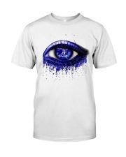 PROUD FEMALE VETERAN Classic T-Shirt front