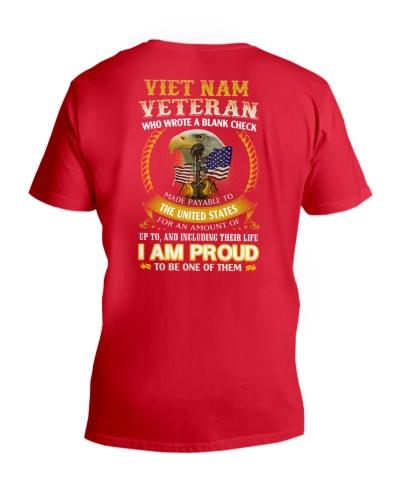 VIETNAM VETERAN PROUD