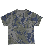 SHE SERVED FOR THIS COUNTRY All-over T-Shirt back