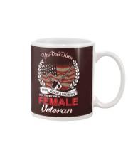 FEMALE VETERAN Edition Mug thumbnail