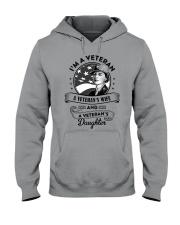 VET VET'S WIFE  DAUGHTER Hooded Sweatshirt thumbnail