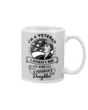 VET VET'S WIFE  DAUGHTER Mug thumbnail