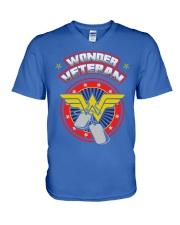 VETERAN PROUD EDITION V-Neck T-Shirt thumbnail